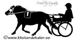 Ponnytravare 1