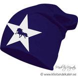 Hat reflective Icelandic horse Star