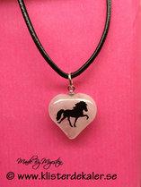 Halsband, Hjärta Islandshäst