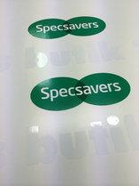 Dekaler till Specsavers