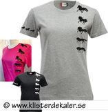 T-shirt Gates Icelandic Horses