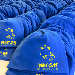 Mössor till Ponny SM 2015