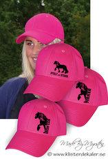 Cap Pink Tinker Irish Cob