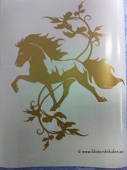 Single Icelandic horse 23