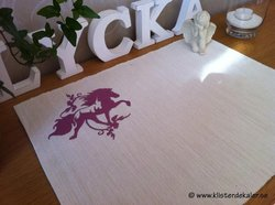 Tablecloth Icelandic horse