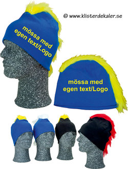 Hat with your own text